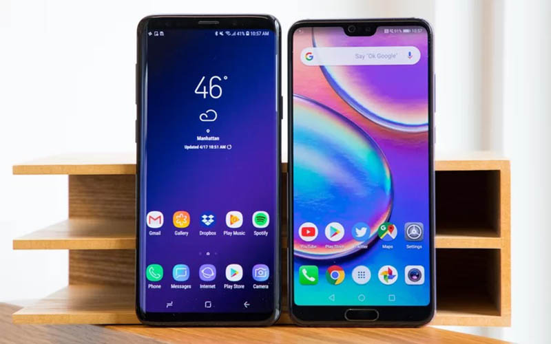 huawei-p20-pro-vs-samsung-galaxy-s9-plus