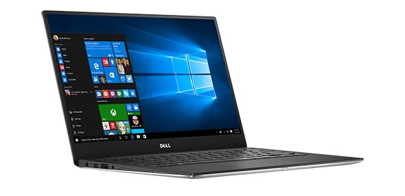 Dell XPS 13 9350 Skylake Core i5 6200U 13.3 inch Windows 10
