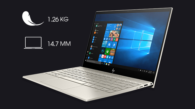 HP Envy 13 aq0025TU
