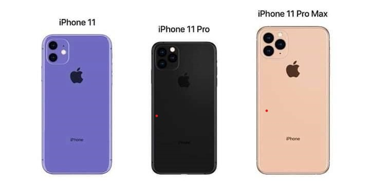 ten iphone 11
