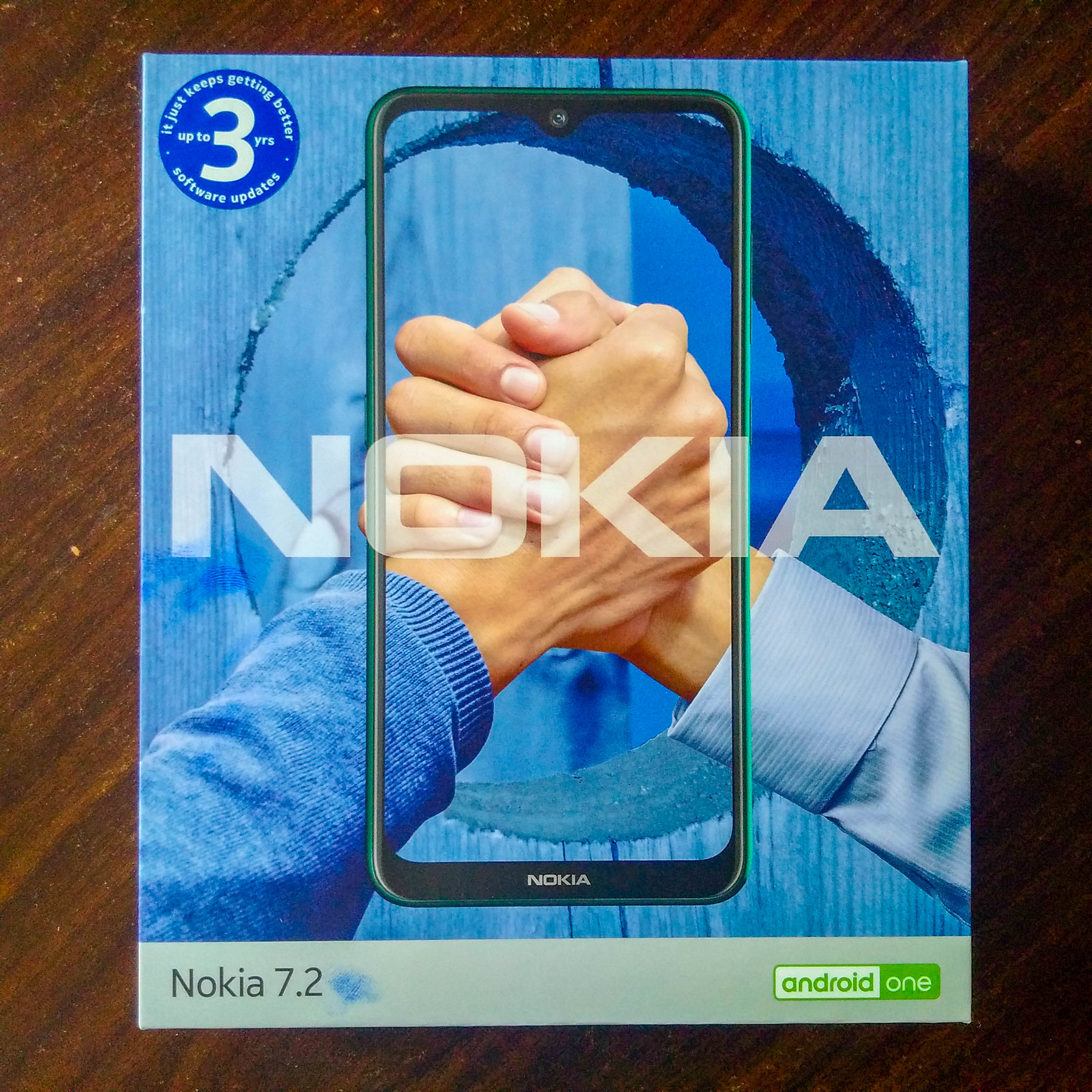 nokia 7_2 android one