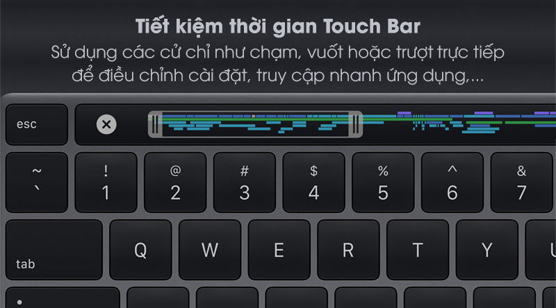 MacBook Pro Touch 2020 i5 (MXK32SA/A) | Touch Bar