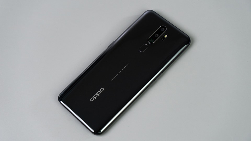 thiết kế OPPO A5 2020 128GB